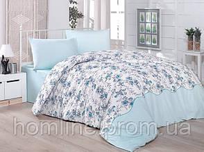 Постельное белье Aurora Home ранфорс 904 V2 евро размер