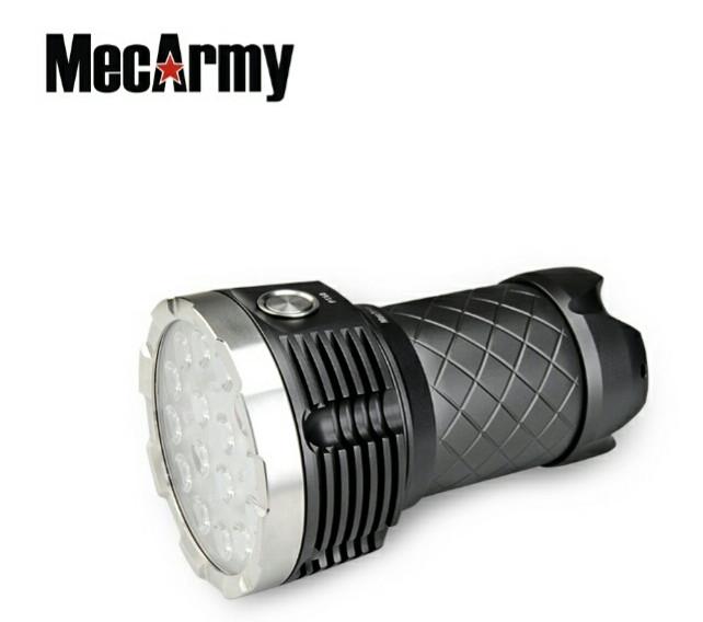 Фонарик MecArmy PT60