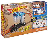 Хот Вилс Автоподъемник для Строение Супер Трека Хот Вилс Hot Wheels Workshop Track Builder Lift & Launch
