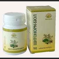 «Щитонорм-биол» таб №90 нормализация функции щитовидной железы, атеросклероз, стенокардия, гипертоническая бол