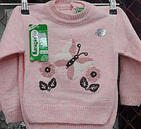 Кофта,туничка вязка для девочки 1-3 года (Karagaz 559) пр.Турция