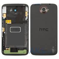 Задняя часть корпуса (крышка аккумулятора) HTC One X S720e Original Grey