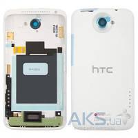 Задняя часть корпуса HTC One X S720e White