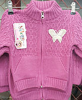 Кофта вязка для девочки 1-3 года (Nilcan) пр.Турция