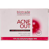 Мыло для лица, тела и волос BIOTRADE Acne Out  (Биотрейд Акне Аут) против угревой сыпи 100 г