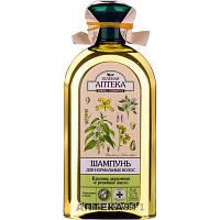 Шампунь для волос Зеленая аптека Крапива 350 мл
