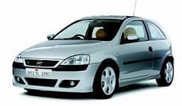 Opel Corsa B 93-02