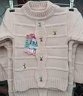 Кофта,туничка вязка для девочки 3-5 лет (Gilgin) пр.Турция