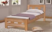 Кровать односпальная Space (Бук натуральный) 90х200 МИКС-мебель
