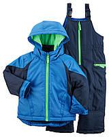 Детский зимний костюм куртка и полукомбинезон Картерс для мальчика, 74 - 78 см (9 мес. - 12 мес.)