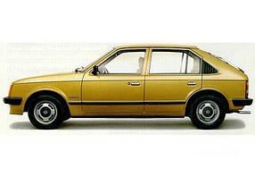 Opel Kadett D -84