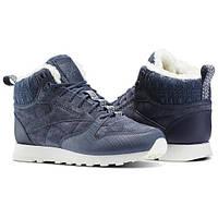 Женские зимние кроссовки Reebok Classic Leather Arctic Boot (Артикул: BS6275), фото 1