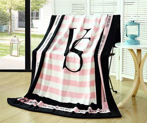 Мягкое пляжное полотенце / покрывало / плед Victoria's Secret (Виктория Сикрет), фото 2