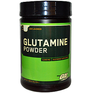 Глютамин Optimum Nutrition Glutamine powder 1 kg