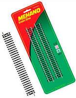 Рельсы прямые (4 шт.) для железной дороги, Mehano