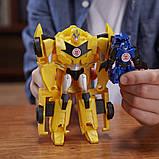 Трансформер Бамблби Гирхэд-Комбайнер с миниконом, фото 3