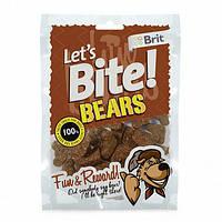 """Тренировочные лакомства """"мишки"""" с диким кабаном """"Let's Bite Bears"""""""