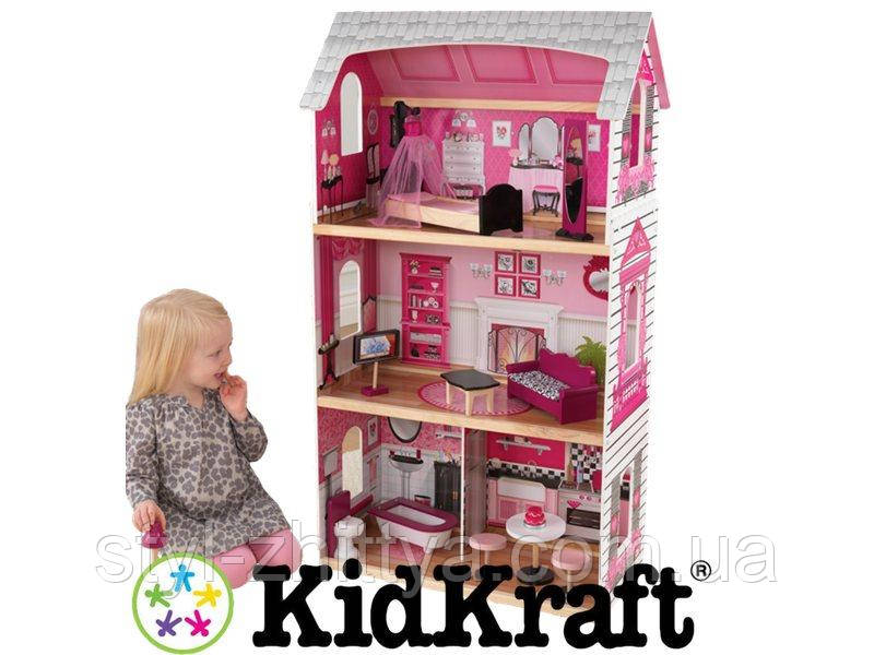 Monster High Ляльковий будиночок KidKraft  Pink And Pretty 65865