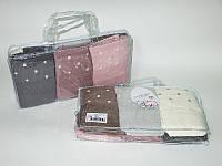 Набор полотенец Cestepe VIP Cotton Inci 30*50 м/у микс/уп6