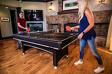 Бильярдный стол, бильярд американка Феникс 7Ft + теннисный стол,, фото 3