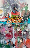 """Конструктор  в колбе """"Justice league"""" (уп.12 шт)"""