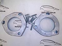 Проставки Шевролет Лачетти Wagon задние для поднятия клиренса (InterPlast)