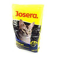 Josera JosiCat Ente & Fisch Сухой корм для кошек с уткой и рыбой