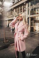 Пальто женское в расцветках 31603