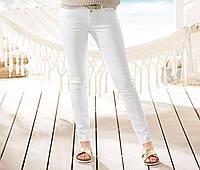 Бомбезные белоснежные джинсы от тсм Tchibo размер 36 евро наш 44