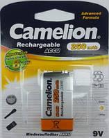 Аккумулятор Camelion 9V/250mA/Ni-MH