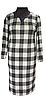 """Елегантне жіноче плаття великого розміру """"Чайка"""" . Р. 54-62. Модель № 117"""