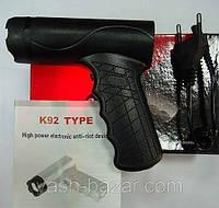 Электрошокер Magnum К 92 (Мангун шокер-пистолет К-92) электрошокер пистолет + русская инструкция модель 2018 г, фото 1