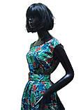 Платье шёлковое с юбкой в складу Арт.1116 р.44, фото 2