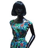 Платье шёлковое с юбкой в складу Арт.1116 р.44, фото 3