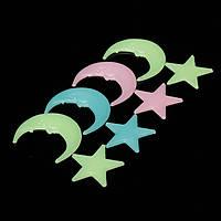 Детские наклейки звезды