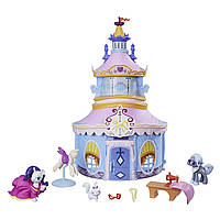 Бутик Рарити My Little Pony Friendship Is Magic Collection Rarity Carousel Boutique Set B8812