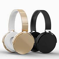 Стерео Блютуз (Bluetooth 4.1) наушник JAKCOMBER BH2 Микрофон, FM, MP3, переключатели трэков