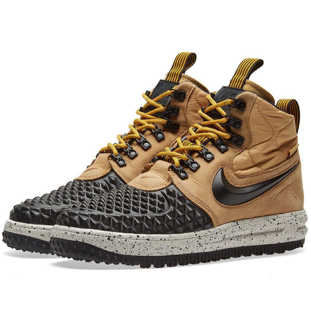 30016ba9 Оригинальные женские кроссовки Nike Lunar Force 1 Duckboot '17