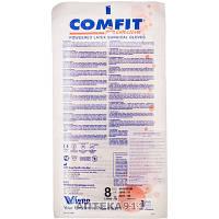 Перчатки хирургические латексные стерильные припудренные Comfit Premium (Комфит премиум) размер 8,0 1 пара