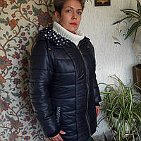 Куртки женская большие размеры