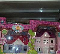 """Детский игровой домик """"Мой счастливый дом"""""""