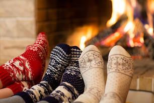 Носки женские теплые