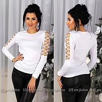 Кофта женская (42-44) —трикотаж  купить оптом и в Розницу в одессе 7км