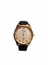 Часы кварцевые мужские Meibo Gold 46-04 черный