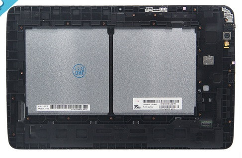 Дисплейный модуль для планшета LG G Pad V700 с рамкой