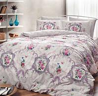 TAC Евро постельное бельё Selina lilac