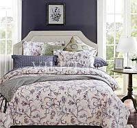 Двуспальное постельное белье Вилюта 17117