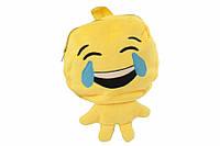 Детский рюкзак сумка Смайлик смех до слез