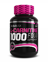 Жиросжигатель BioTech L-Carnitine 1000 mg 60 tab