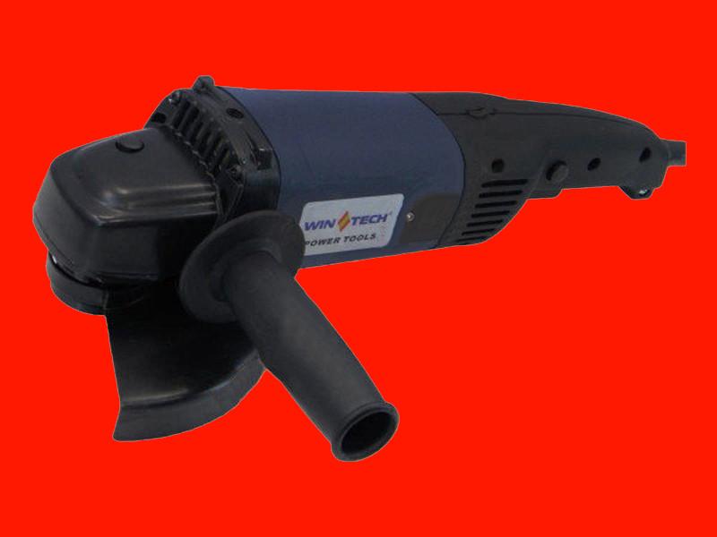 Болгарка на 180 мм Wintech WAG-180F